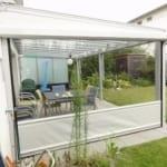 rollfenster wetterschutz wie im wintergarten. Black Bedroom Furniture Sets. Home Design Ideas